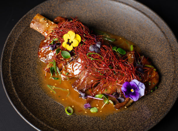 Sumosan Twiga Restaurant serving Short Ribs in Knightsbridge
